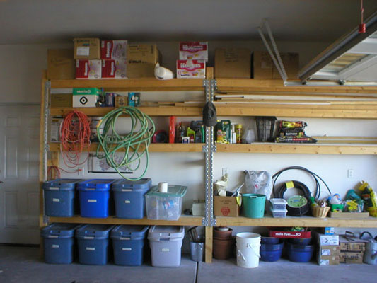 Beau Well Organized Garage Space Simplifies Life.